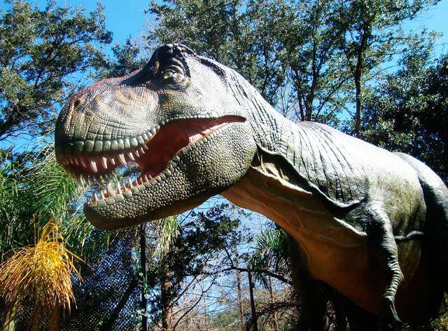 kartinka tirannozavr Тираннозавр