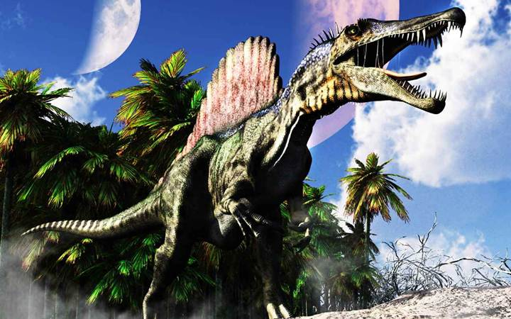 2221 Найдены сохранившиеся клеточные структуры динозавров
