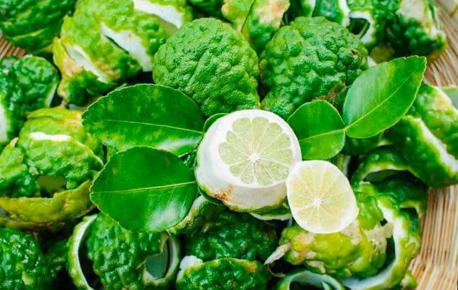 Сочные плоды бергамота
